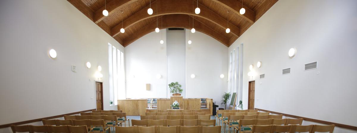 молитвенный дом Церкви в России