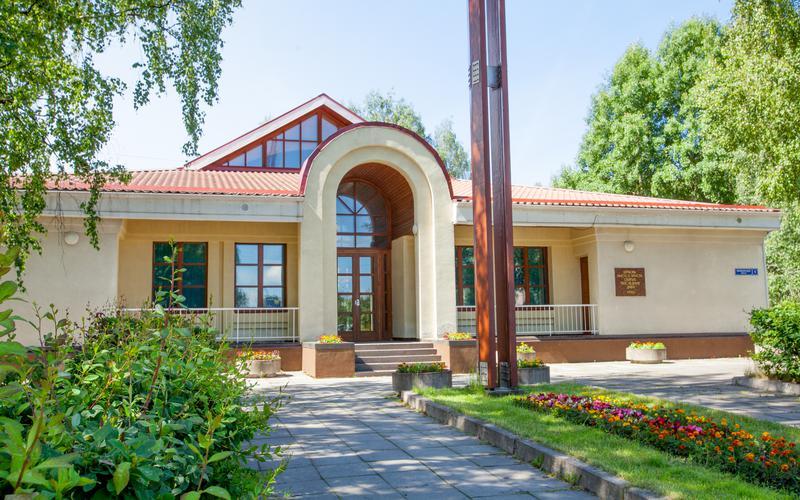 Молитвенный дом мормонов в России