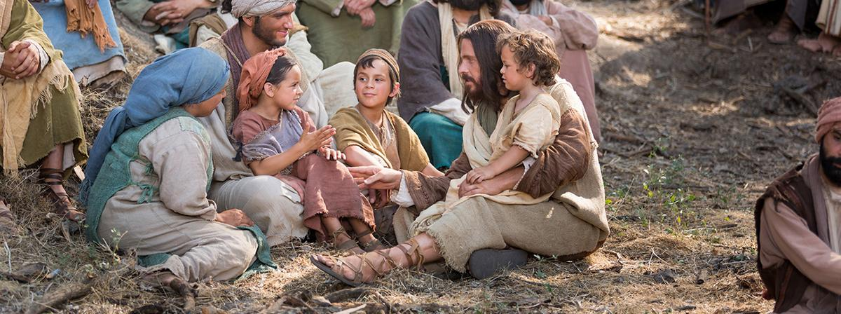 Обучать по примеру Спасителя