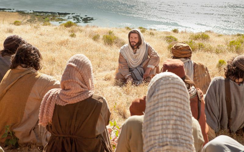 Видео 'Нагорная проповедь: Заповеди блаженства'