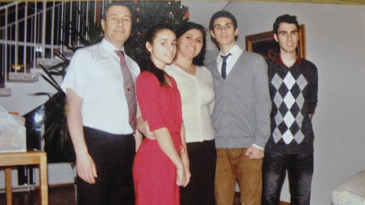 Знакомьтесь: семья Неделевых