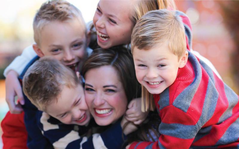 Для мам, испытывающих стресс: 6 шагов по обретению равновесия