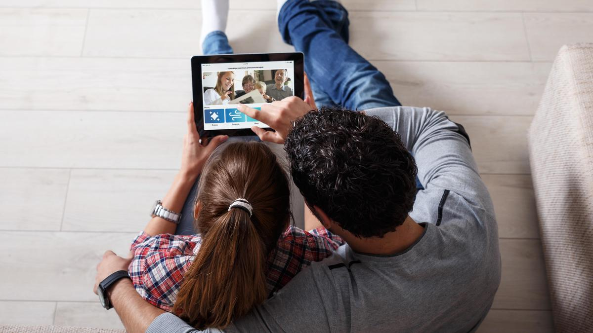Приложение для мобильных устройств поможет проводить семейные домашние вечера