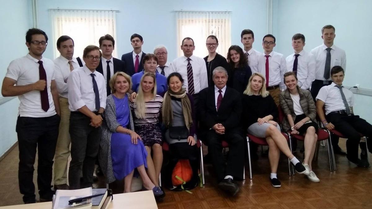 Молодежная поездка-служение в Рязань