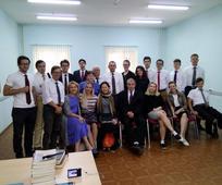 Молодежь Московского Российского кола продолжает свое служение в небольших приходах Российской Московской миссии, расположенных неподалеку от Москвы. Эта поездка была в Рязань.