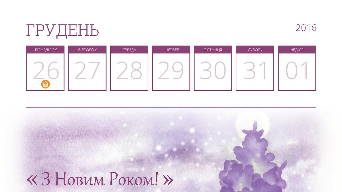 26 грудня