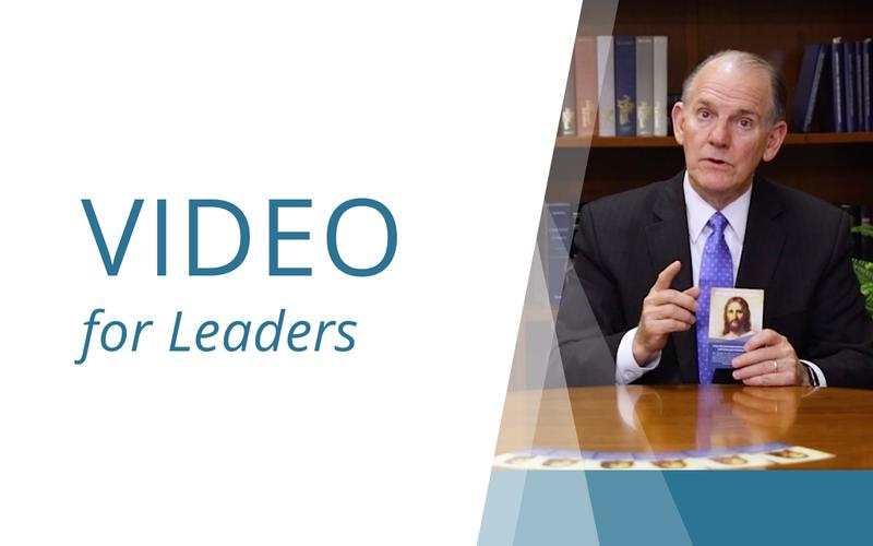 Video for leaders
