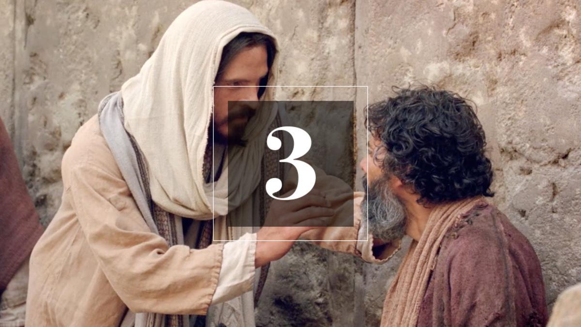 Հիսուսն օգնում էր ուրիշներին տեսնել, դուք նույնպես կարող եք