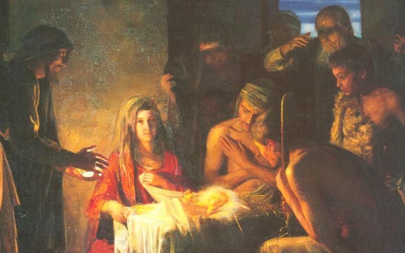 200: Рождение Иисуса