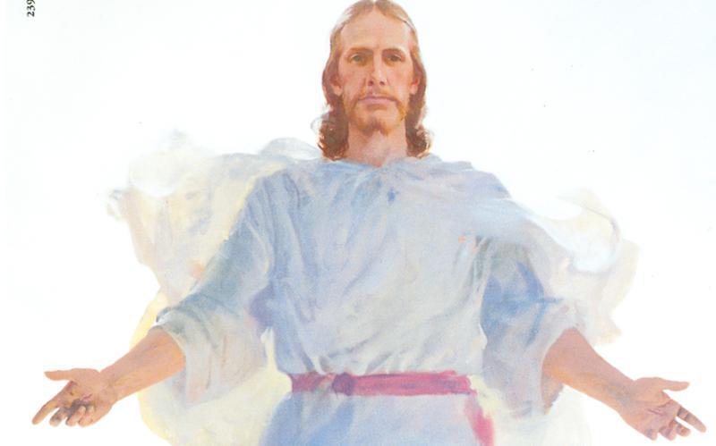239: Воскресший Иисус Христос