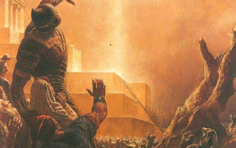 315: Христос является Нефийцам