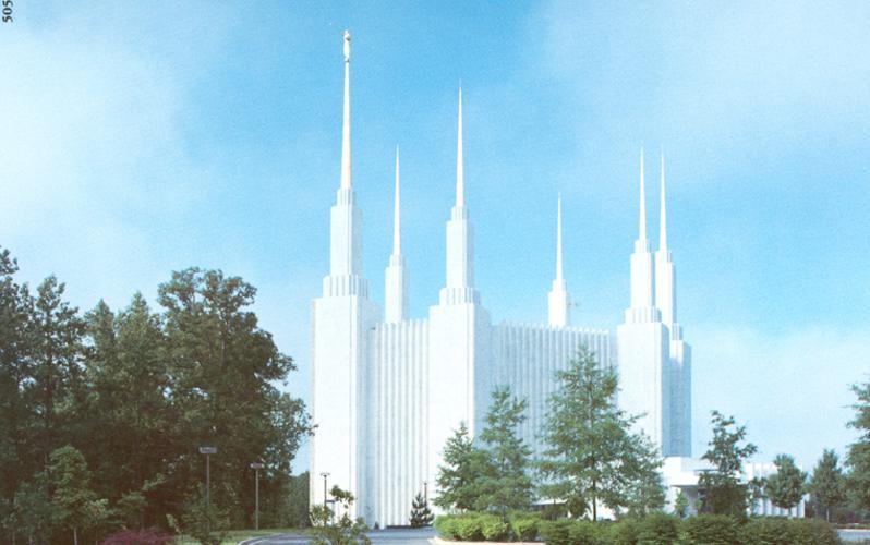505: Храм в Вашингтоне