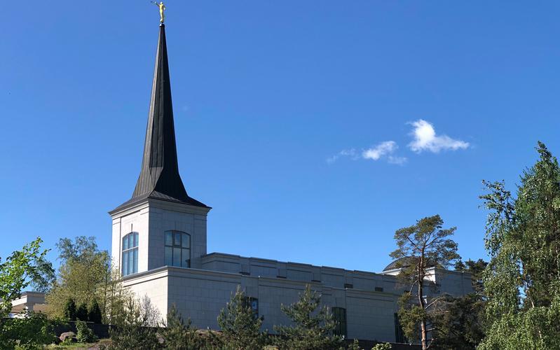 Helsinki tempel