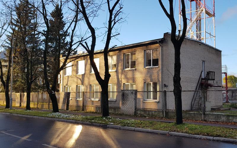 Narva koguduse kohtumispaik