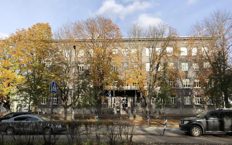 Tallinna kogudus kohtub uuel aadressil
