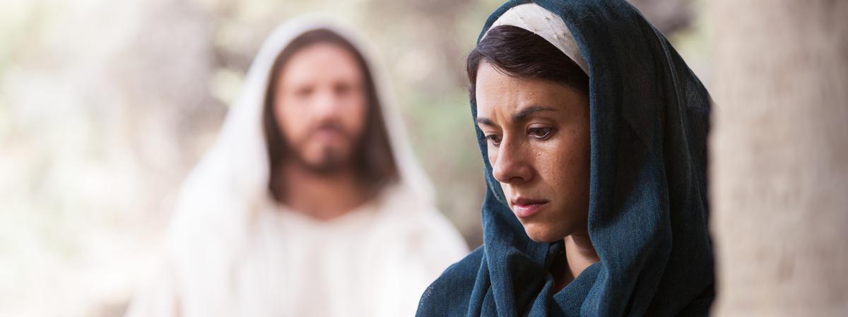 Jeesuse hauakambri juures