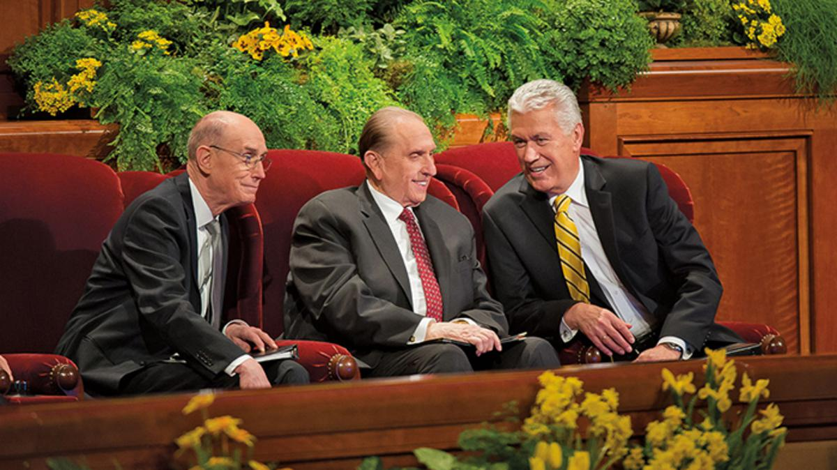 Studying General Conference with your Family