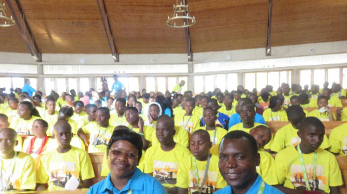 Three Recent Youth Conferences