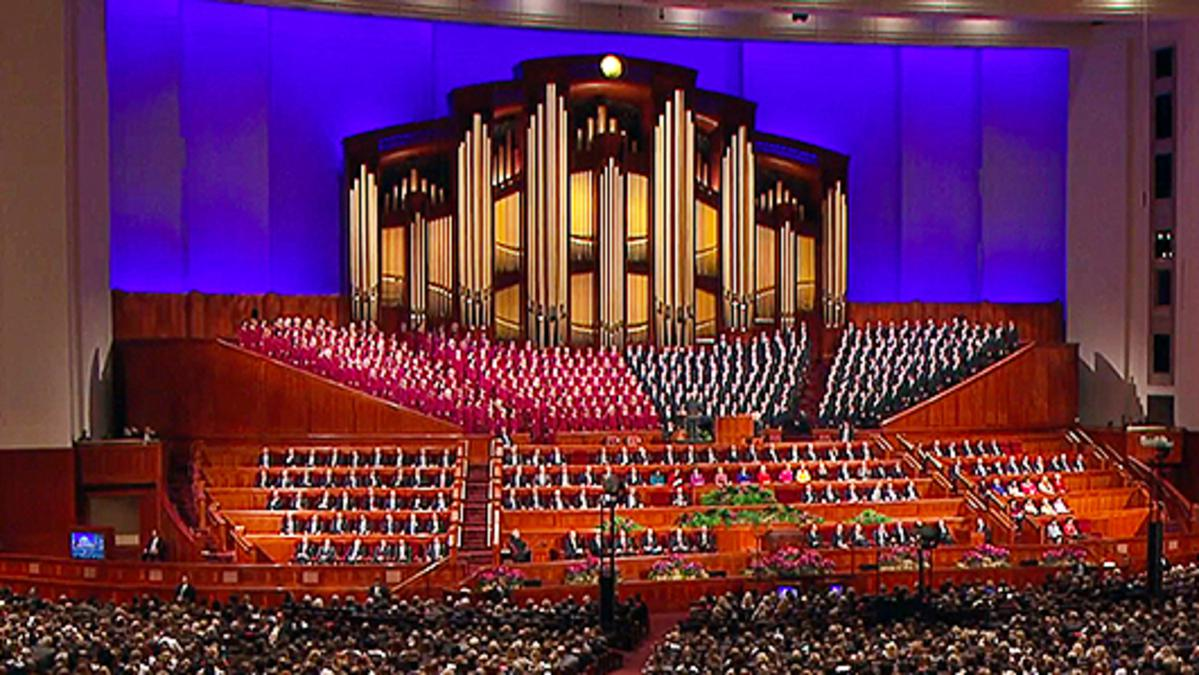 Watch General Conference October 2016