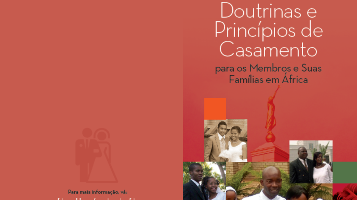 Doctrine and Principles of Marriage Brochure (Portuguese)