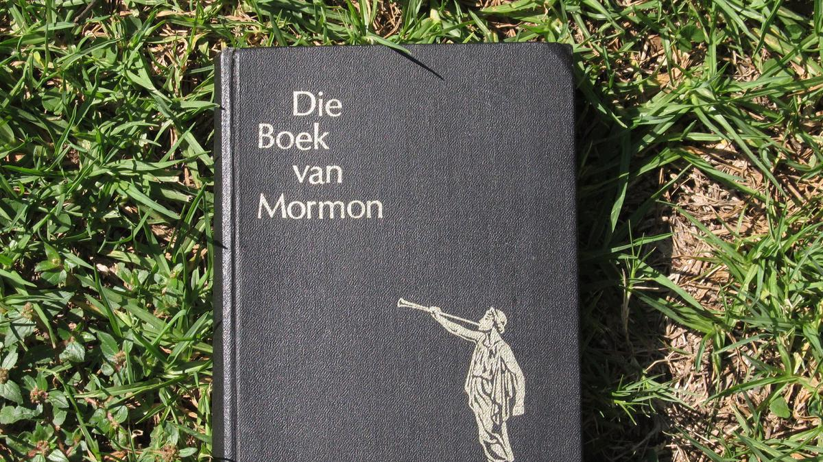 The Translation of the Book of Mormon into Afrikaans