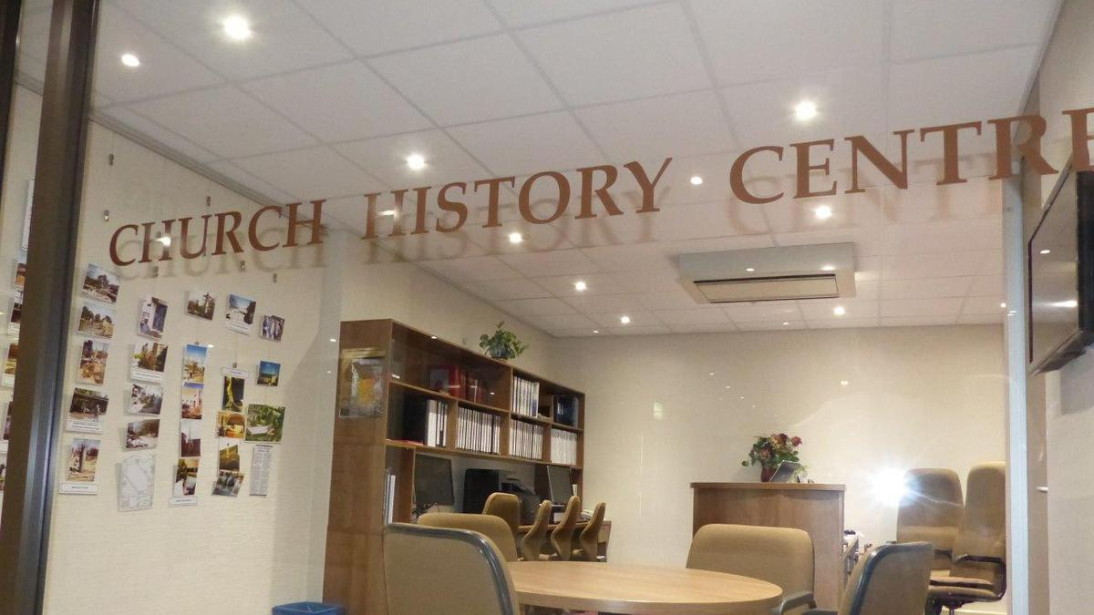 Church History in the Africa Southeast Area