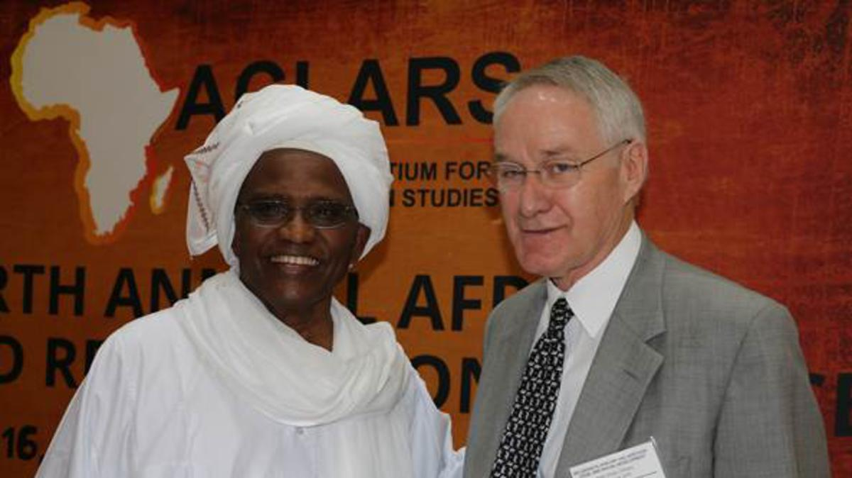 LDS Leaders Standing For Religious Freedom At Ethiopia Event