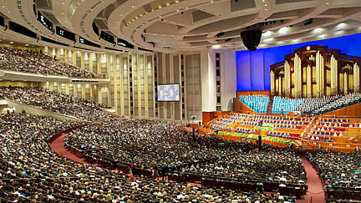 Drinking of the Living Waters: Attending General Conference