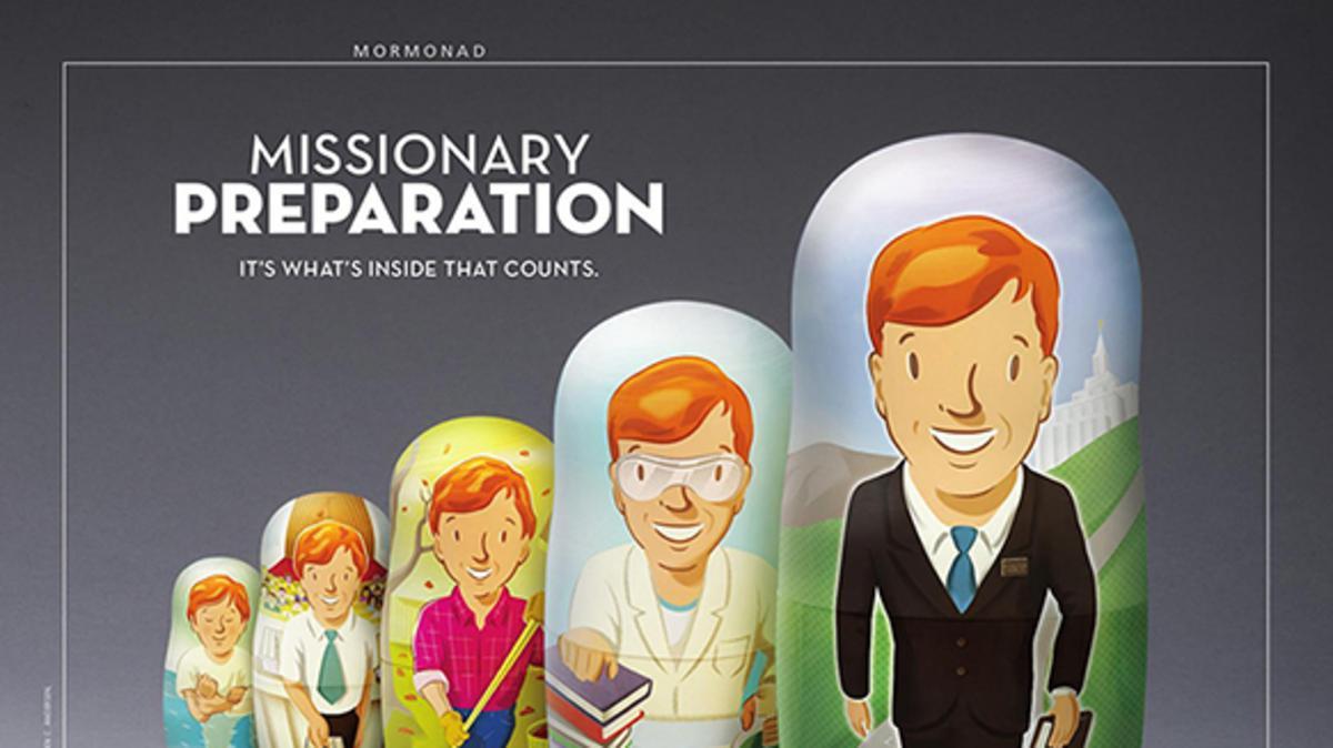Preparing to Serve a Fulltime Mission