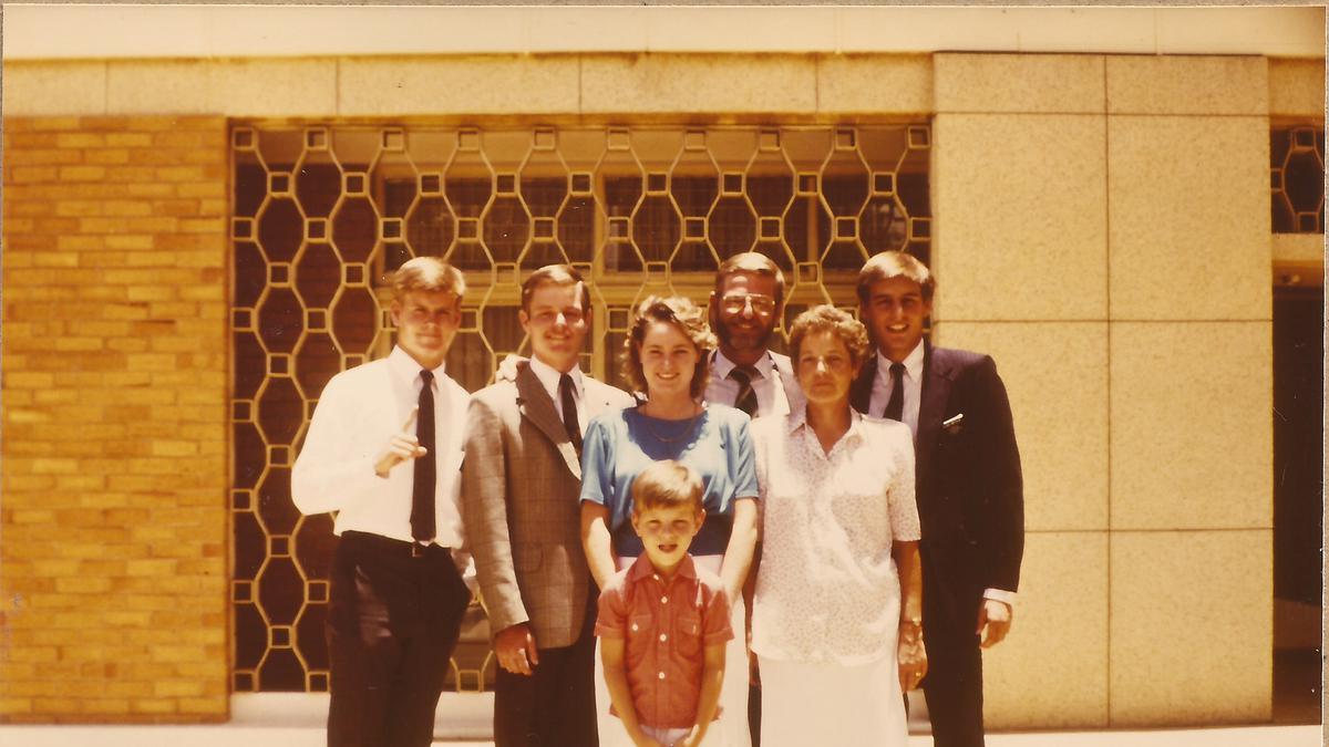 'The Golden Family'