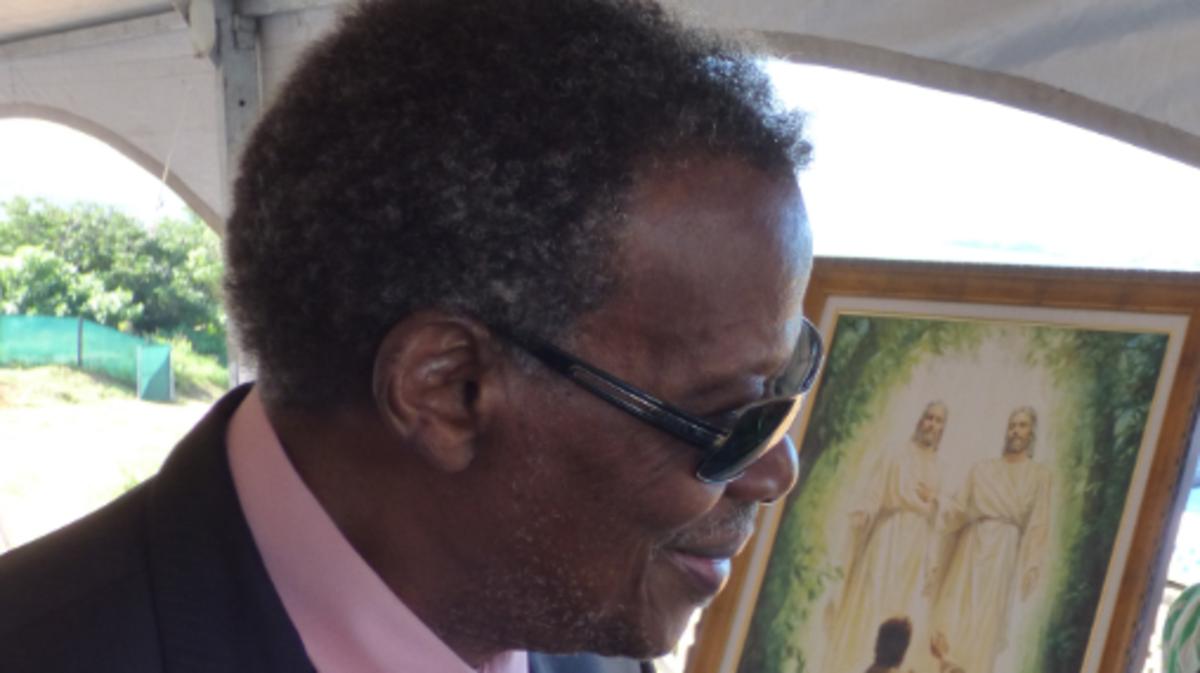 Prince Mangosuthu Buthelezi's Speech at the Durban Temple Groundbreaking