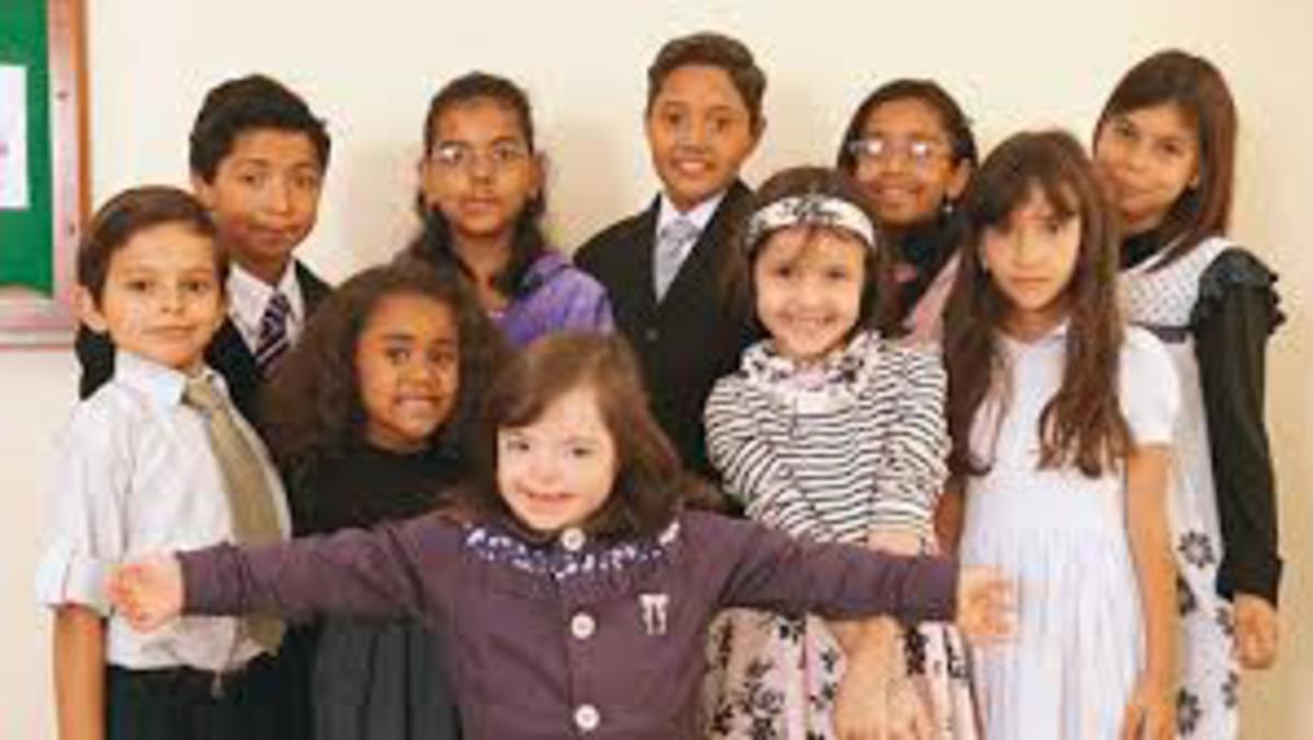 Primary Blesses Children's Lives