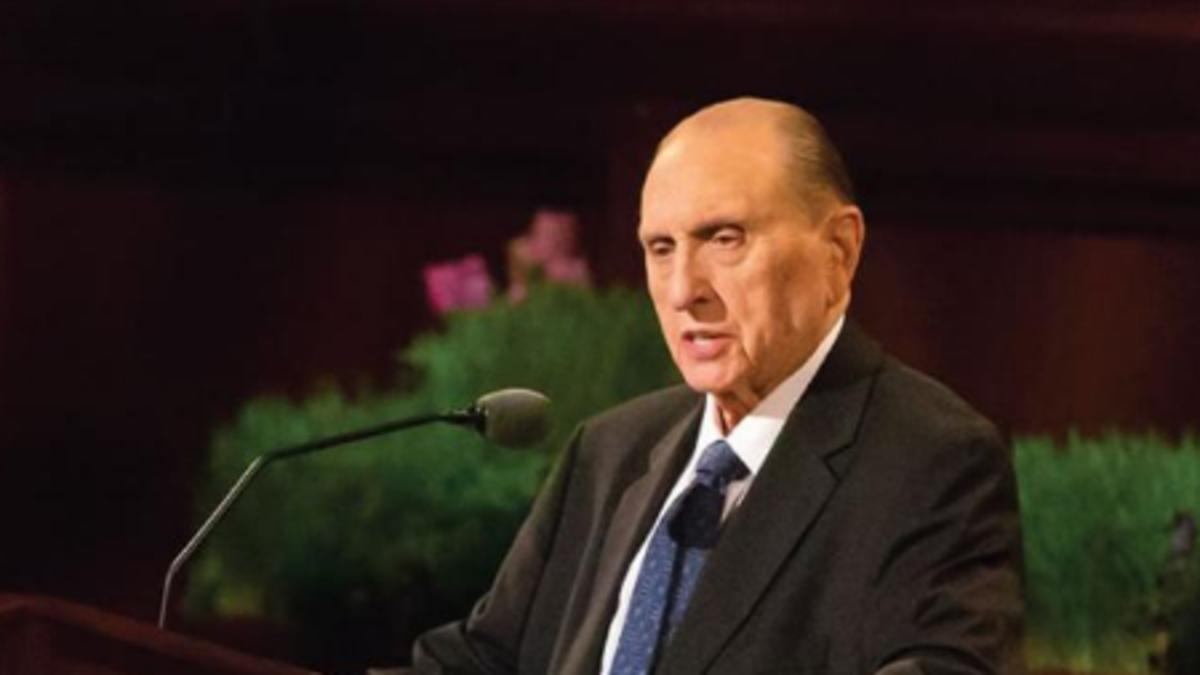 What Did President Monson Teach in General Conference?