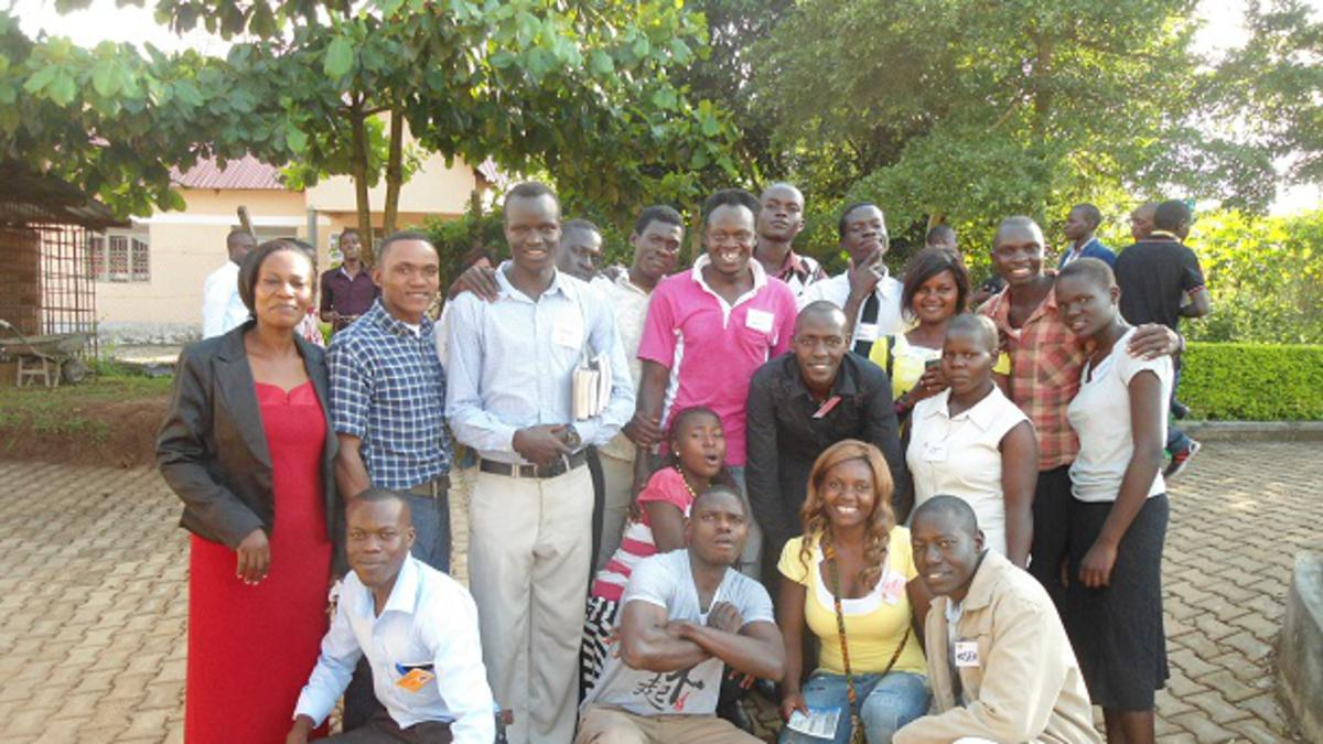 First-Ever Young Single Adults Conference in Uganda