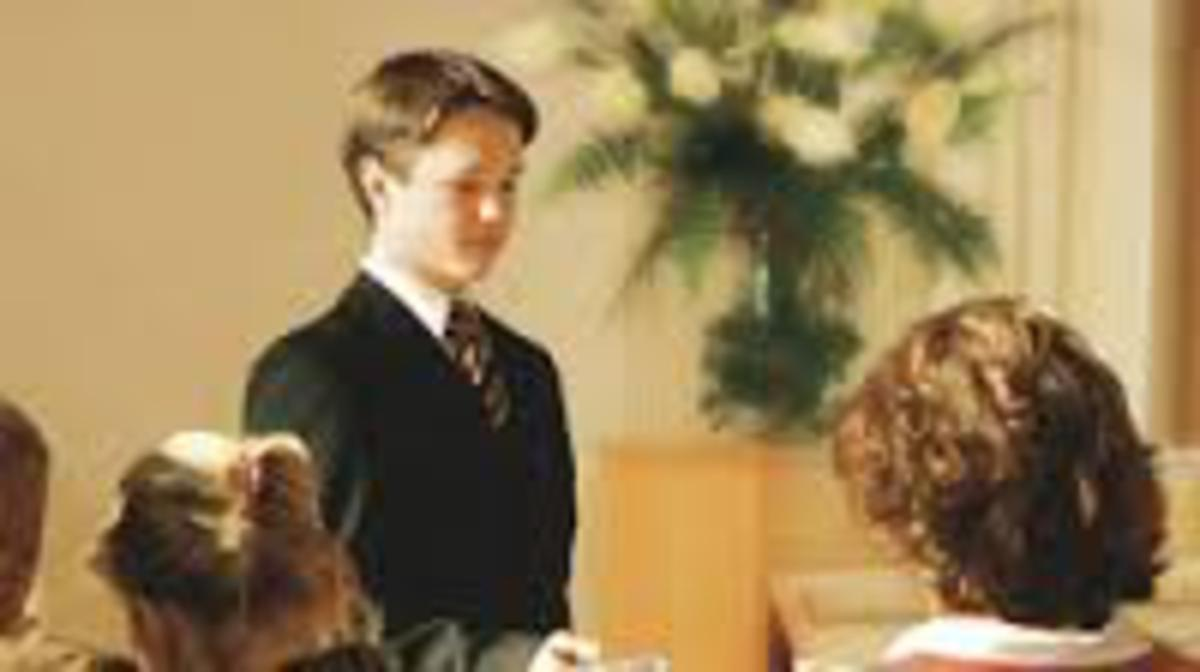 Priesthood: More Than Holding The Sacrament Tray