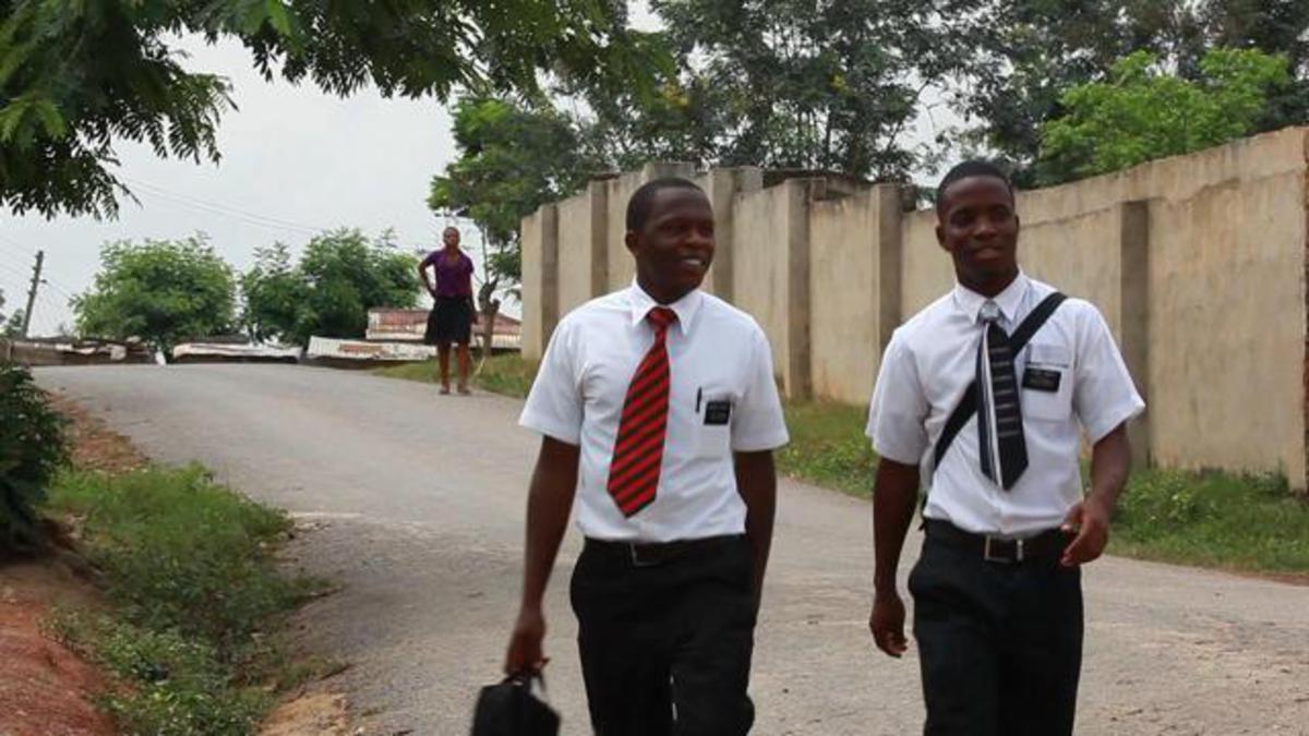 Career Steps for the Returned Missionary