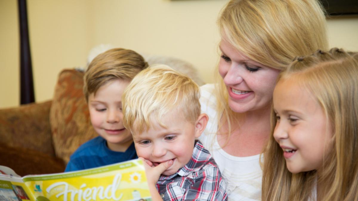 Sabbath Activity Ideas for Children