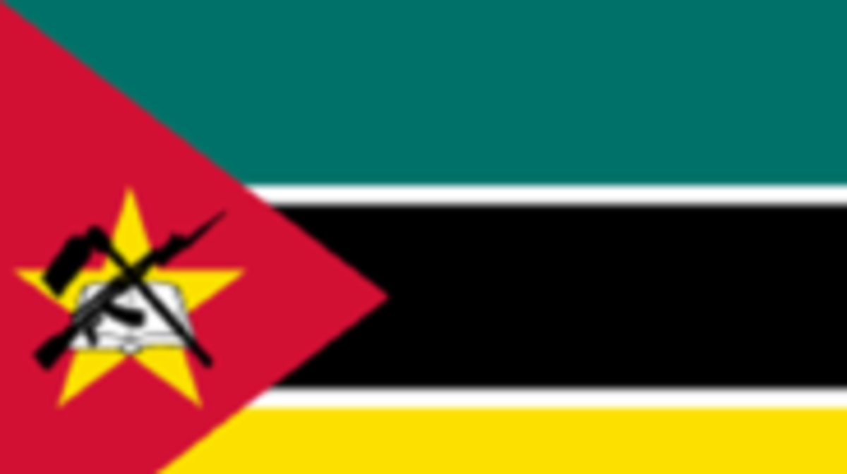October 2015 World Report: Church Growth in Mozambique