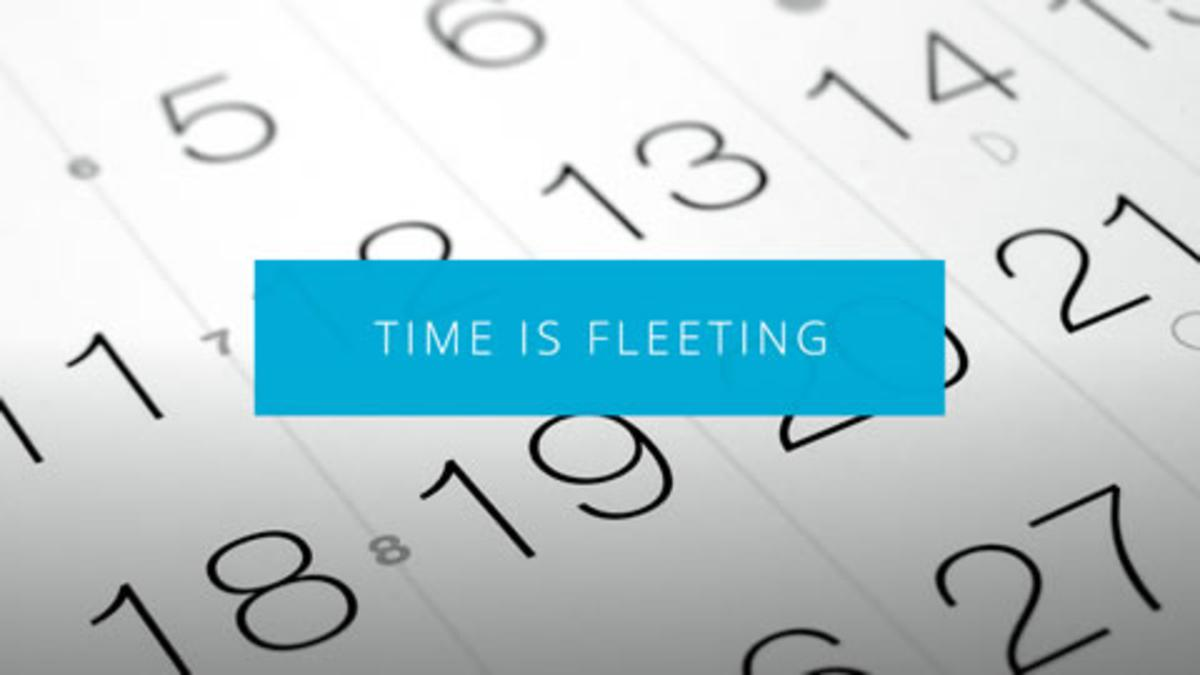 Self-Reliance Principle 2: Use Time Wisely