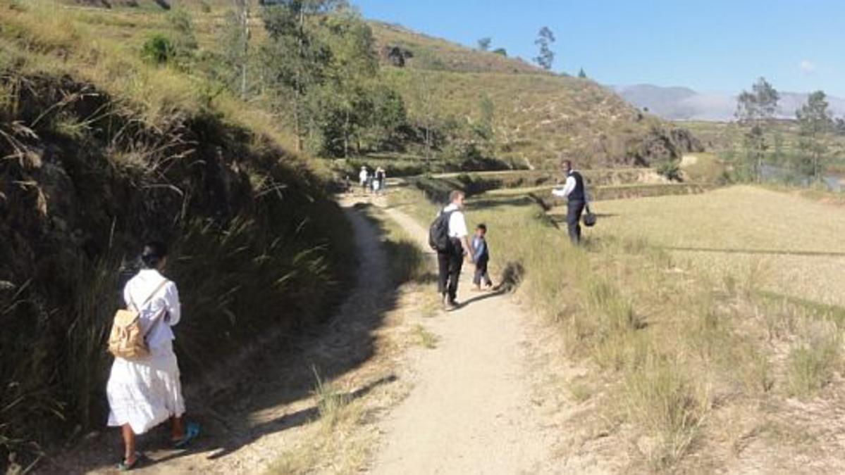 The Gathering of the Madagascar Saints
