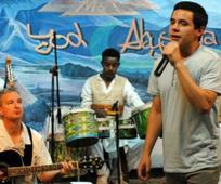 American Idol David Archuleta sings in Ethiopia.