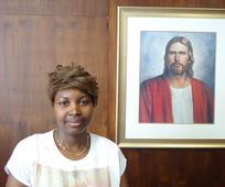 Sister Merly Mbaki