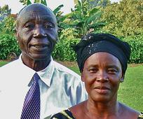 Senior missionary couple, Elder Fridon Nkulu Kishi, and Sister Jeanne Kalume Kimbo Ilunga.jpg