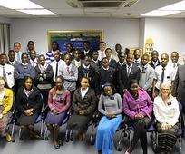 Zimbabwean missionaries in the MTC