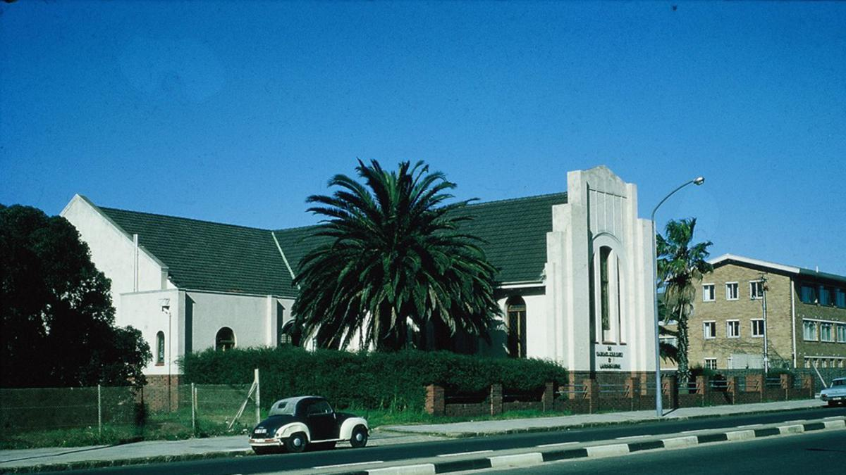 Dedication of Early South African Church Buildings