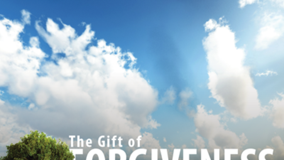 The Gift of Forgiveness—Especially at Christmas Time