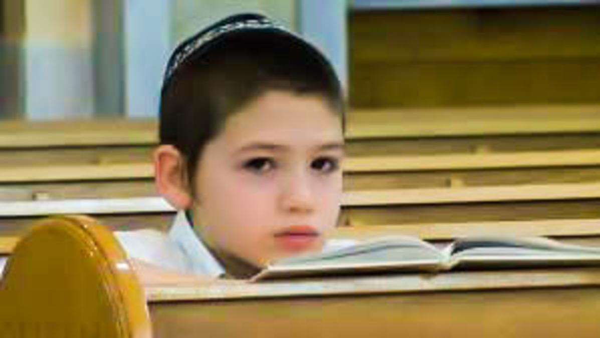 A Jewish Boy Finds the Gospel