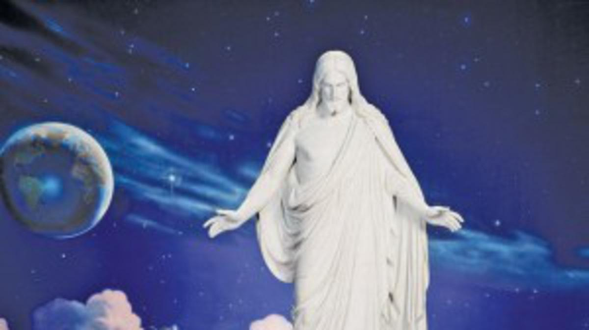Faith Centered on Jesus Christ
