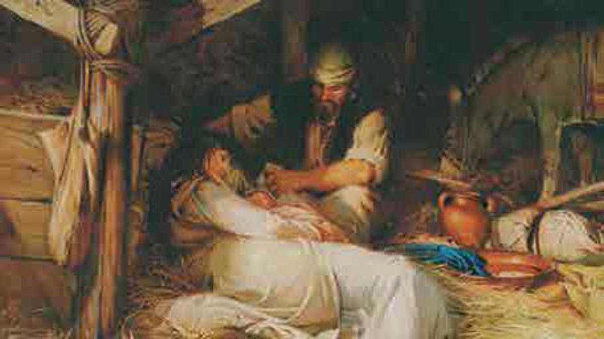 The Miraculous Birth and Priceless Gift of His Son