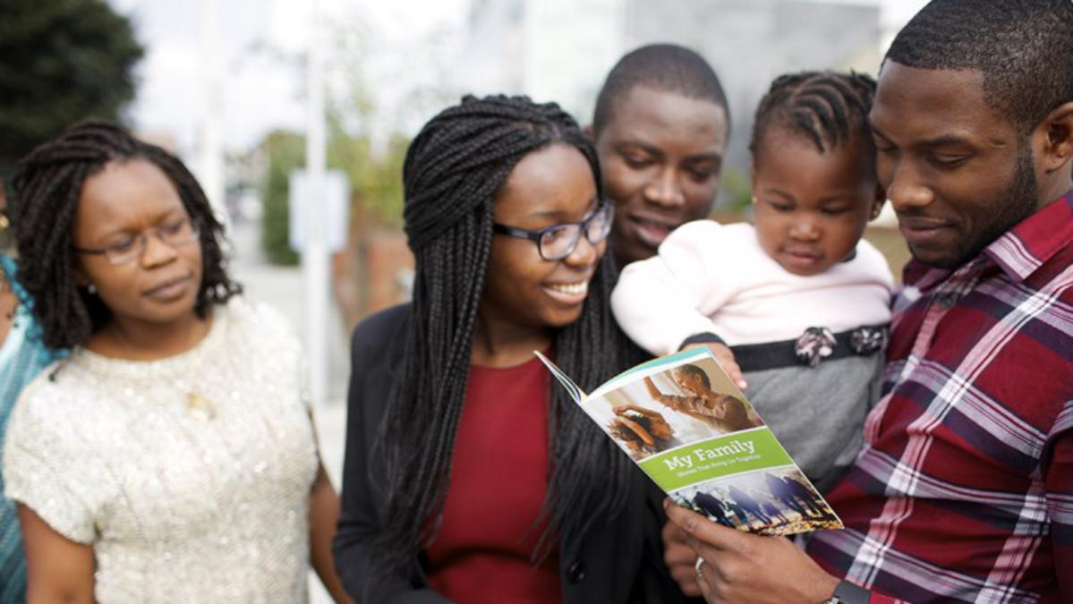 The Church Preserves Family Histories in Africa